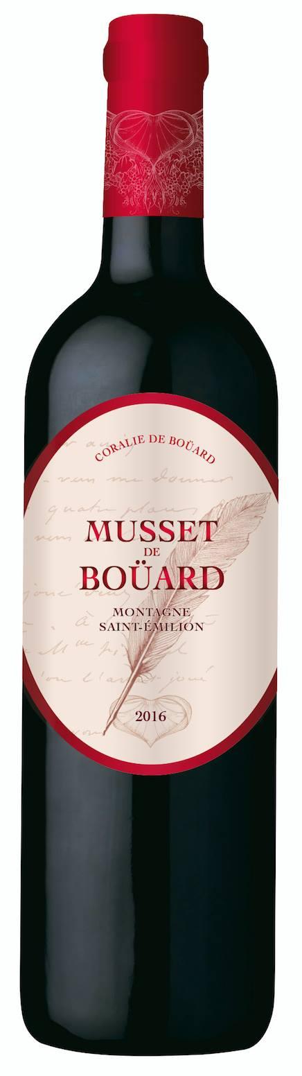 Musset de Boüard 2016 – Montagne Saint-Emilion