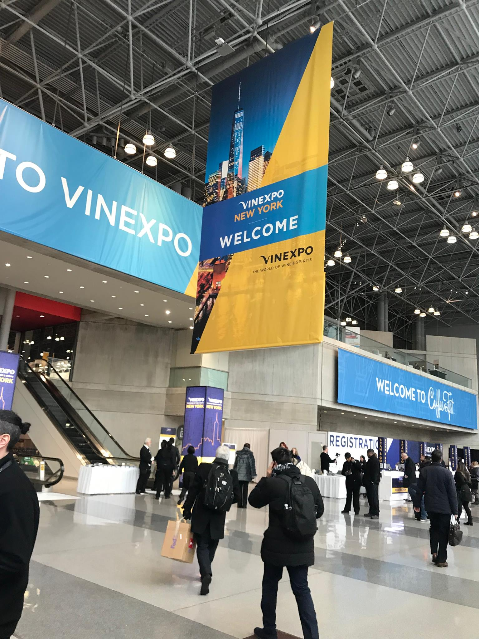 Retour sur Vinexpo New York 2019