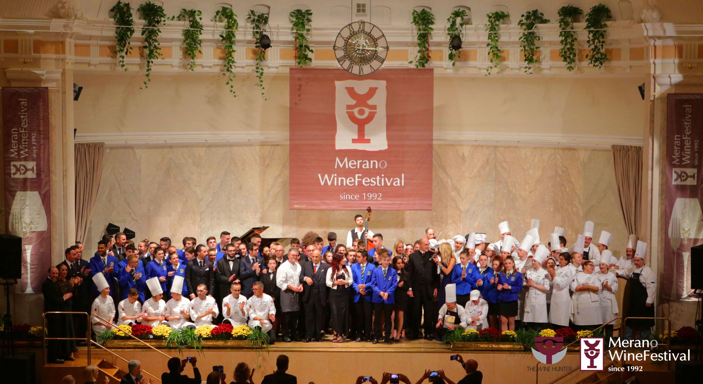 Throwback on Merano Wine Festival 2018