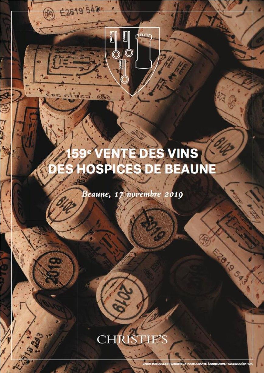 159ème Vente des Vins des Hospices de Beaune