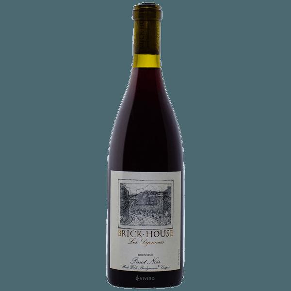 Brick House – Les Dijonnais 2017, Pinot Noir – Ribbon Ridge Willamette Valley