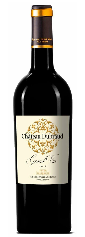 Château Dubraud – Grand Vin 2016 – Blaye