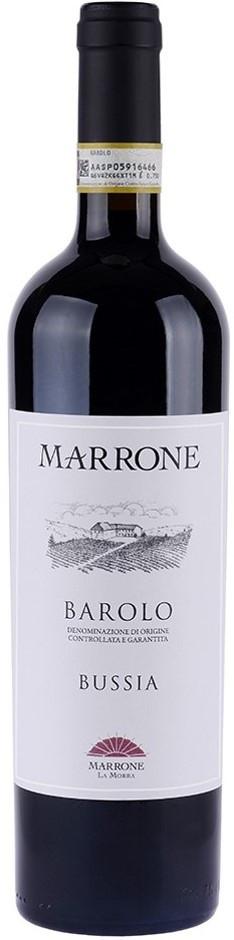 Marrone – Bussia 2012 – Barolo