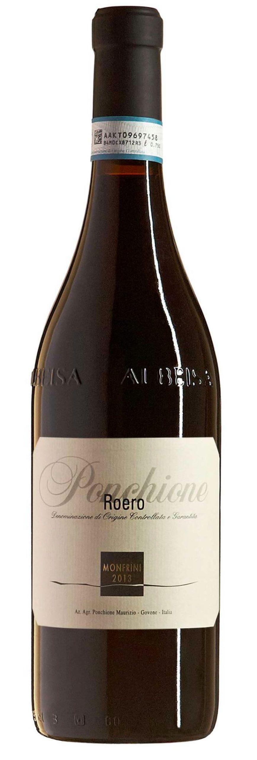 Ponchione – Monfrini 2005 – Roero
