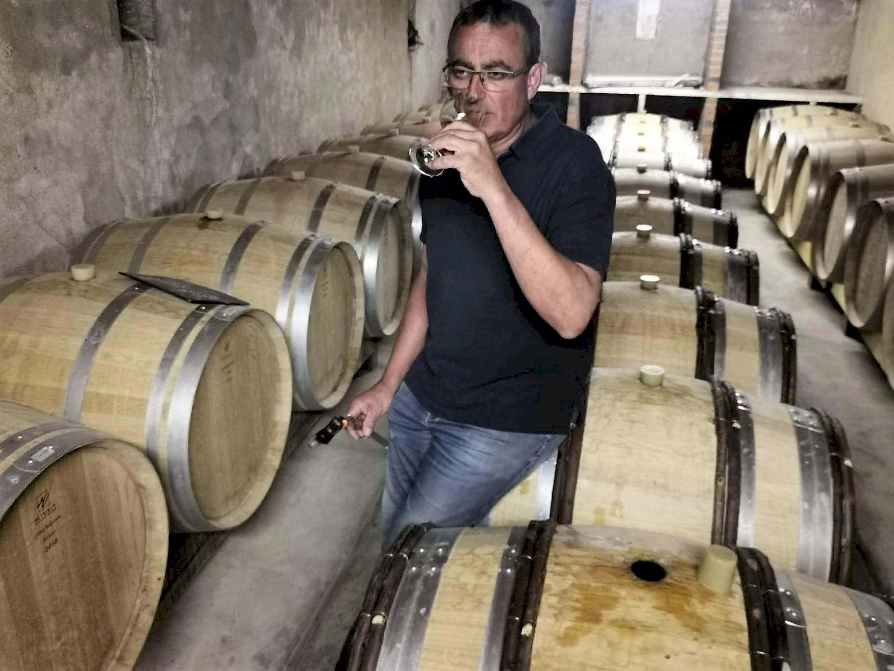 Décès du viticulteur Jean-Marie Raimbault suite à une chute dans une cuve