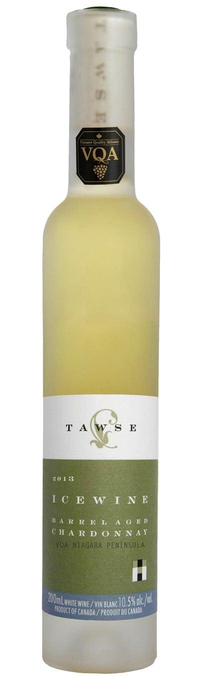 Tawse Winery, Chardonnay Icewine  2013 Niagara Peninsula, Ontario