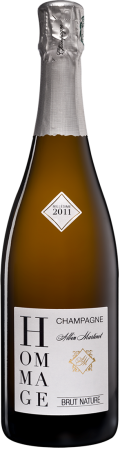 Champagne Albin Martinot – Hommage 2012 – Brut Nature