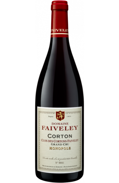 Domaine Faiveley – Clos des Cortons Faiveley 2018, Monopole – Corton Grand Cru