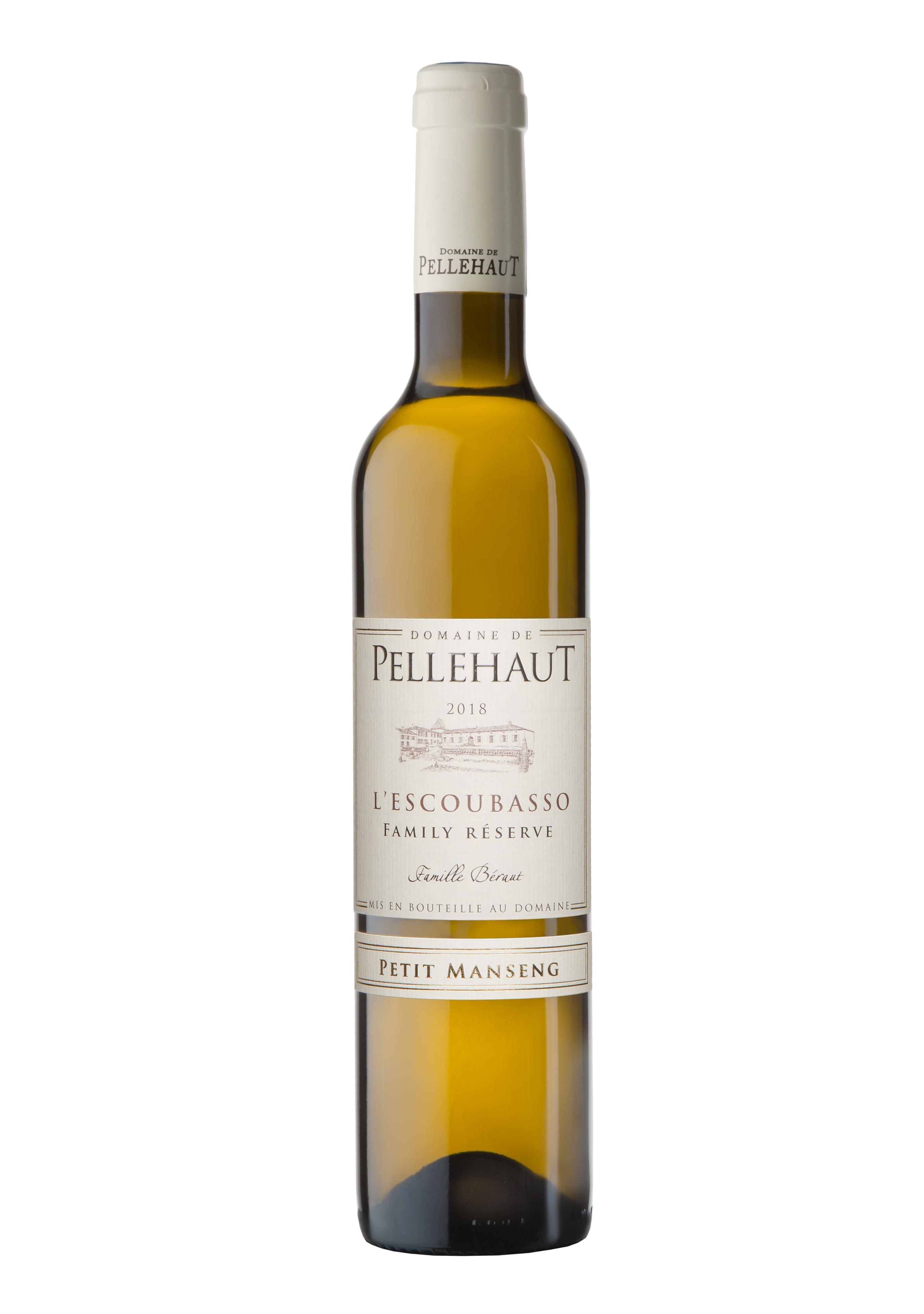 Domaine de Pellehaut – L'escoubasso 2018, Family Réserve – Côtes de Gascogne IGP