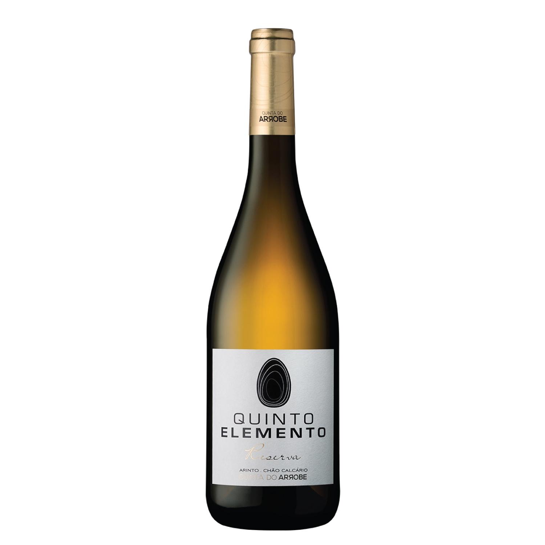 Quinto Elemento, Quinta do Arrobe – Arinto Chão Calcário 2016 Reserva – Vinho Regional Tejo