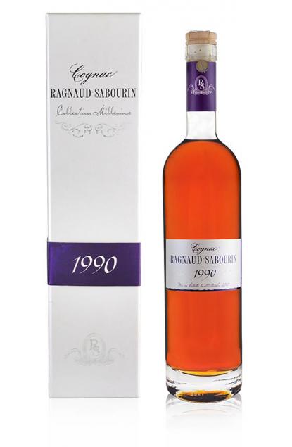 Ragnaud-Sabourin 1990 – Cognac