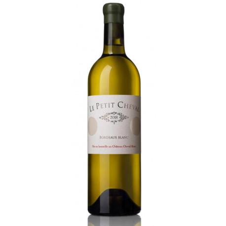 Le Petit Cheval 2018 – Bordeaux blanc
