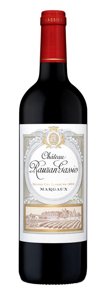 Château Rauzan Gassies 2018 – Margaux Cru Classé