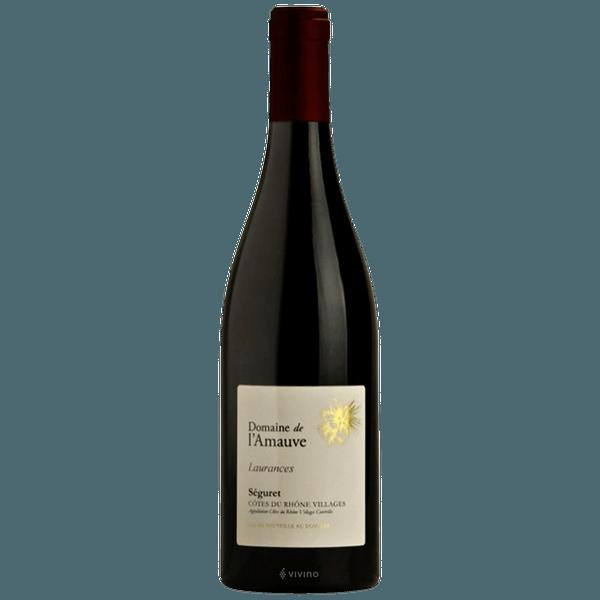 Domaine de l'Amauve – Laurences 2019 – Côtes du Rhône Villages Séguret